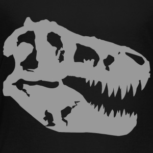 T-Rex Head - Toddler Premium T-Shirt