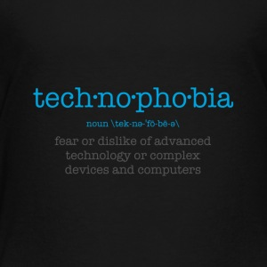 Complexity of Technology - Geek Shirt - Toddler Premium T-Shirt