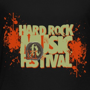 hard rock festival - Toddler Premium T-Shirt