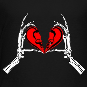 Broken heart - Toddler Premium T-Shirt