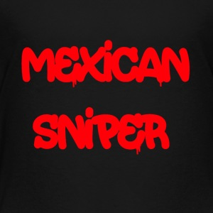 Mexican Sniper Graffiti - Toddler Premium T-Shirt