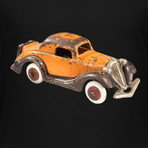 RUSTY TOY CAR - Toddler Premium T-Shirt