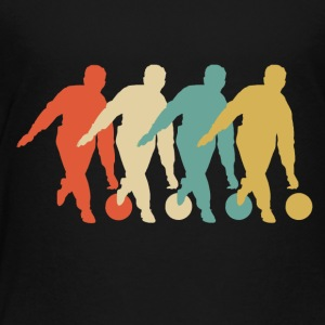 Retro Bowling Pop Art - Toddler Premium T-Shirt