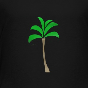 PalmTree - Toddler Premium T-Shirt