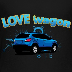 Love_vagon - Toddler Premium T-Shirt