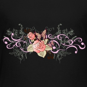 rose - Toddler Premium T-Shirt