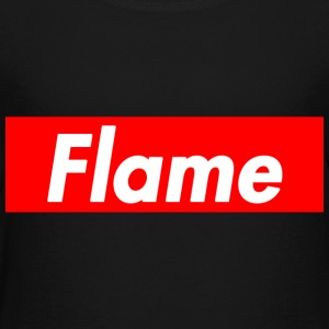 Hype Flame - Toddler Premium T-Shirt