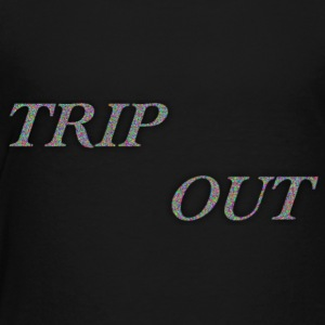 TRIP OUT CONFETTI - Toddler Premium T-Shirt