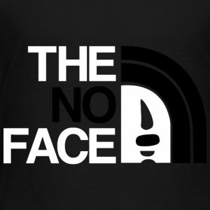 The No Face - Toddler Premium T-Shirt