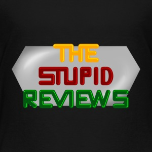 The Stupid Reviews Title - Toddler Premium T-Shirt