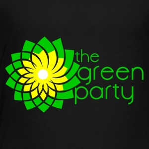 The Green Parti I - Toddler Premium T-Shirt