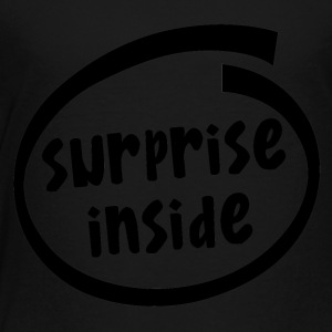 surprise inside (1824A) - Toddler Premium T-Shirt