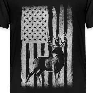 Deer Hunter - Toddler Premium T-Shirt