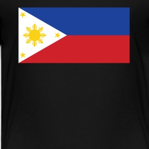 Flag of the Philippines Cool Filipino Flag - Toddler Premium T-Shirt
