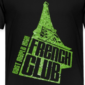 French Club East Maple High - Toddler Premium T-Shirt