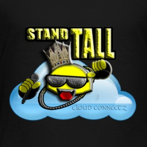 Stand Tall (Cloud Connectz) - Toddler Premium T-Shirt