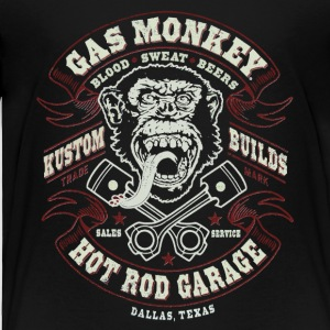 GAS MONKEY LOGO - Toddler Premium T-Shirt
