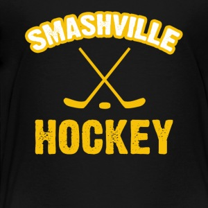Smashville Hockey - Toddler Premium T-Shirt