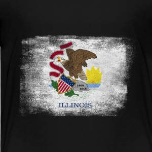 Have No Fear Illinois Is Here - Toddler Premium T-Shirt