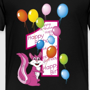 first birthday pink - Toddler Premium T-Shirt