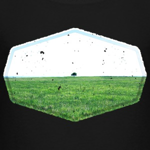 Lone Tree on the Prairies - Toddler Premium T-Shirt