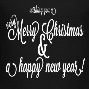 merry-christmas - Toddler Premium T-Shirt