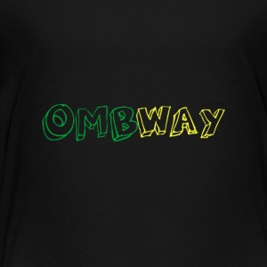 OMBWAY - Toddler Premium T-Shirt