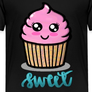 SWEET - Toddler Premium T-Shirt
