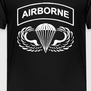 Airborne - Toddler Premium T-Shirt