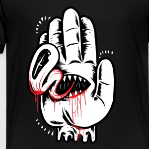 hand cult - Toddler Premium T-Shirt