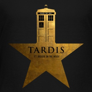 TARDIS - It's Bigger on the Inside - Toddler Premium T-Shirt