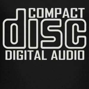 Compact Disc digital Audio - Toddler Premium T-Shirt