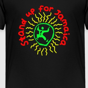 Jamaica Dance - Toddler Premium T-Shirt