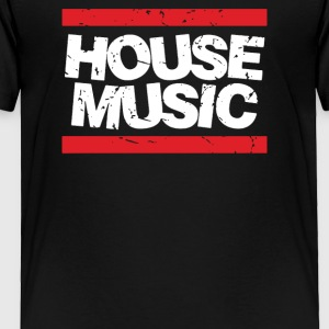 House Music - Toddler Premium T-Shirt