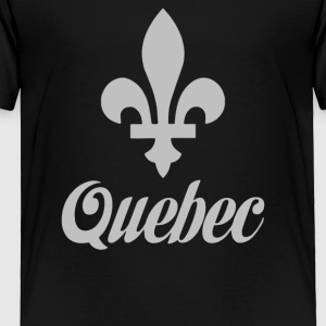 Quebec Canada - Toddler Premium T-Shirt