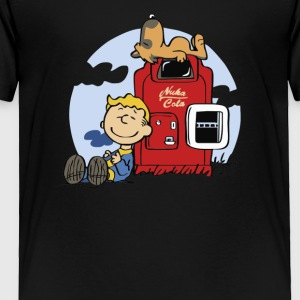 Sleeping dog - Toddler Premium T-Shirt