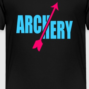 Archery cool - Toddler Premium T-Shirt