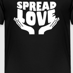 Spread Love - Toddler Premium T-Shirt