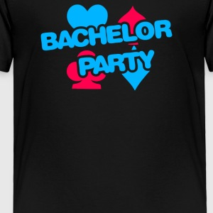 Bachelor Party - Toddler Premium T-Shirt