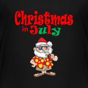 christmas in july 2 - Toddler Premium T-Shirt