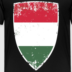 Flag of Hungary - Toddler Premium T-Shirt