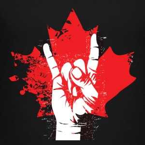 Canada Rocks - Toddler Premium T-Shirt