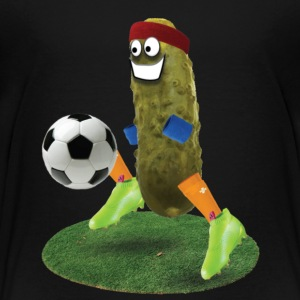 Soccer Pickle - Toddler Premium T-Shirt