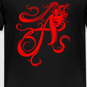 The Scarlet Letter - Toddler Premium T-Shirt