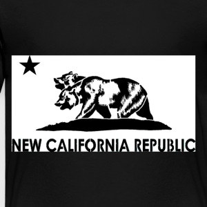 New California Republic Graphic Tee - Toddler Premium T-Shirt