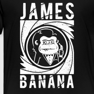 James Banana Band - Toddler Premium T-Shirt