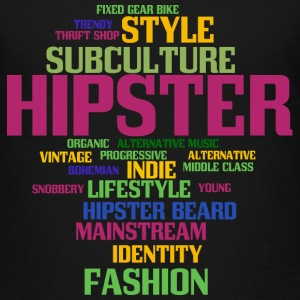 Hipster - Toddler Premium T-Shirt