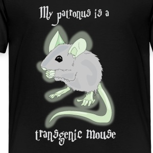 My Patronus is a Transgenic Mouse - Toddler Premium T-Shirt