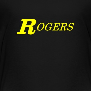 Rogers Drums Yellow - Toddler Premium T-Shirt