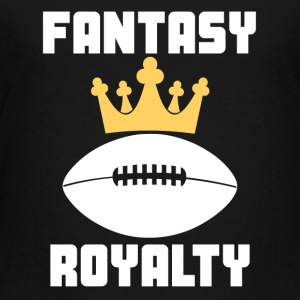 Fantasy Royalty Funny Fantasy Football - Toddler Premium T-Shirt